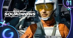 STAR WARS SQUADRONS FR #1