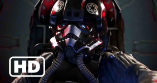 """Star Wars: Squadrons NEW Animated Short """"Hunted"""" Cinematic Trailer"""