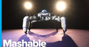 This Gaming Robot Will Fight Other Robots IRL And In AR