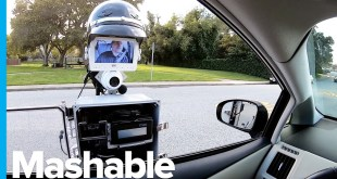 This Robot Could Write You a Ticket for Speeding