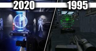 This Star Wars Dark Forces Remake has INSANE Graphics!