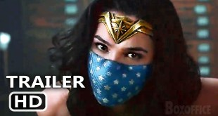 WARNER HEROES MASK UP Trailer (2021) Wonder Woman, Harley Quinn, IT