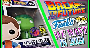 BACK TO THE FUTURE Funko Pops WE NEED! | Funko Pop 2021