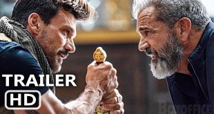 BOSS LEVEL Trailer (2021) Mel Gibson, Frank Grillo, Action Movie HD