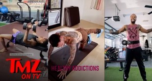 Celebs Working Out, Preparing For COVID-Free Summer | TMZ TV