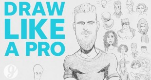 Comic Book Artist Teaches Us How to Draw Like a Pro | GRATEFUL