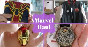DISNEY HAUL #72  Marvel Haul - Shop Disney UK, Amazon & Ebay