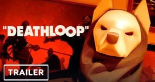 Deathloop - Gameplay Trailer | PS5 Reveal Event