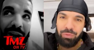 Drake Has Three Songs Debut In Top 3 Spots On Billboard & Thanks Bow Wow For It | TMZ TV