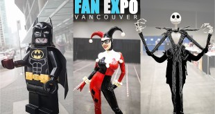 FanExpo Vancouver 2020 Cosplay Music Video
