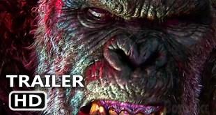 "GODZILLA VS KONG ""Team Kong Vs Team Godzilla"" Trailer (NEW 2021)"