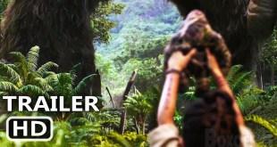 GODZILLA VS KONG Trailer Teaser (New, 2021) Monster Movie HD