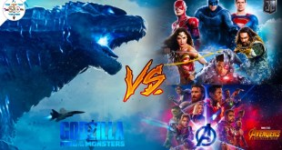 Godzilla Vs Avengers & Justice League | Monster Verse Vs MCU & DCEU | Big Battle #ep14 | Hindi