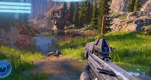 HALO INFINITE Gameplay Demo Campaign (2020) Xbox Series X HD