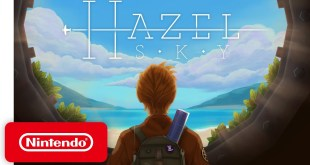 Hazel Sky - Announcement Trailer - Nintendo Switch