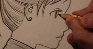 How to Draw Manga Faces in Profile: Three Ways