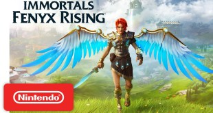 Immortals Fenyx Rising - Launch Trailer - Nintendo Switch