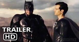 "JUSTICE LEAGUE ""Batman & Superman"" Trailer (NEW 2021)"