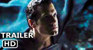 "JUSTICE LEAGUE ""Black Suit Superman"" Trailer (NEW 2021) Snyder Cut"