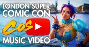 LSCC London Super Comic Con - Cosplay Music Video 2014