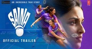 Saina: Official Trailer | Parineeti Chopra | Bhushan Kumar | Releasing 26 March 2021