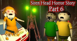 Siren Head Horror Story Part 6 | game apk | Horror Stories Film full Movie Gulli bulli | Zombies mjh