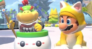 Super Mario 3D World + Bowsers Fury: Fury World Gameplay Trailer