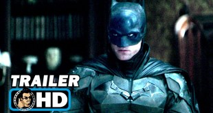 THE BATMAN Trailer | NEW (2021) Robert Pattinson, DC FanDome