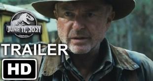TRAILER Jurassic World 3: EXTINCTION (2021 Film)    Fan-made