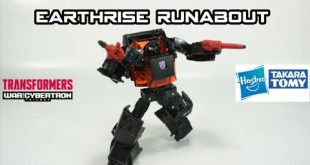 Target Exclusive Hasbro / Takara Tomy Transformers Earthrise Runabout