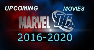 Upcoming Dc Comics & Marvel Movies In 2017,2018,2019 2022