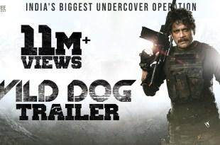Wild Dog Trailer | AkkineniNagarjuna | Saiyami Kher | Ahishor Solomon | Niranjan Reddy