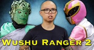 Wushu Ranger (Part Two) - feat. Janice Hung [FAN FILM]