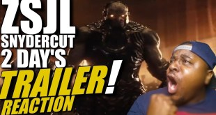 Zack Snyer Vero Snyder Cut 2  Teaser Trailer Reaction | DCEU Fatal Jay Zack Snyder's Justice League