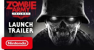 Zombie Army Trilogy - Launch Trailer - Nintendo Switch