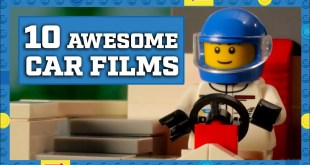 10 Awesome LEGO Car Films - LEGO Stop Motion Fan Creations