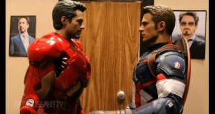 Avengers Reality Show *PARODY* Ep 1 (Hot Toys Stopmotion)