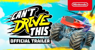 Can't Drive This - Launch Trailer - Nintendo Switch