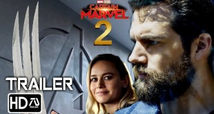 "Captain Marvel 2 (2023) Trailer #2 ""Wolverine"" - Brie Larson, Henry Cavill (Fan Made) MCU Movie"