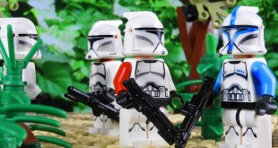 Clone Wars Journal Chapter 4 - Lego Star Wars Stop motion