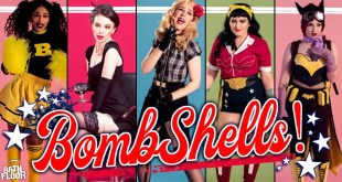 DC Bombshells Cosplay Music Video