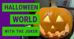 DCEU The Joker Loves Halloween | Celebrate Halloween All Year #shorts