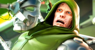 DOCTOR DOOM'S SAD ORIGIN STORY... (A Fortnite Short Film)