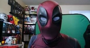 Deadpool Movie Suit Cosplay