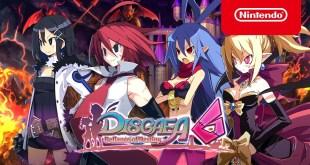Disgaea 6: Defiance of Destiny - Release Date Announcement - Nintendo Switch