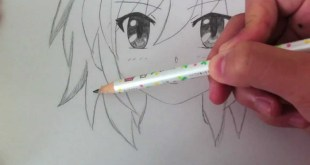 Drawing a Basic Manga Girl