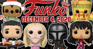 Funko News December 4, 2020 | 2021 Leaks | Disney | Anime | Marvel & More!