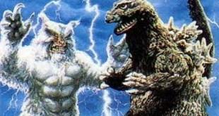 Godzilla vs the Wolfman Fanmade Film 1983