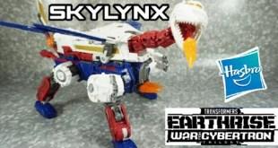 Hasbro / Takara Tomy Transformers Earthrise Skylynx