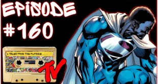 Is Calvin Ellis our new DCEU Superman?! Flipside Episode 160